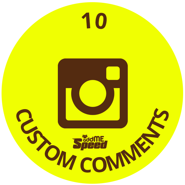 10 instagram custom comments