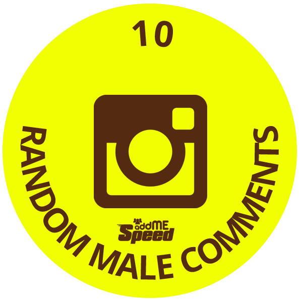 10 instagram random male comments