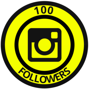 get 100 instagram followers