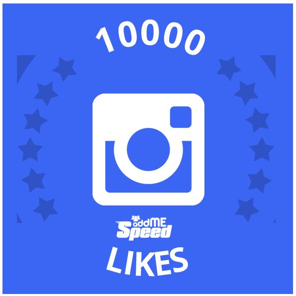 10000 Likes