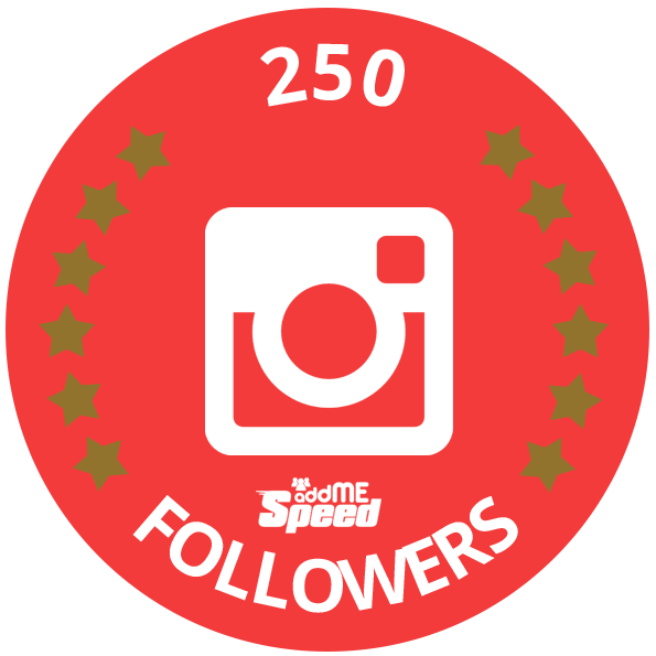 250 Followers