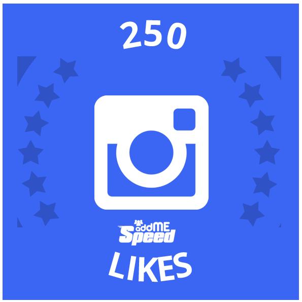 250 Likes
