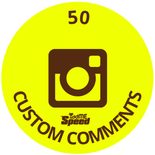 50 instagram custom comments