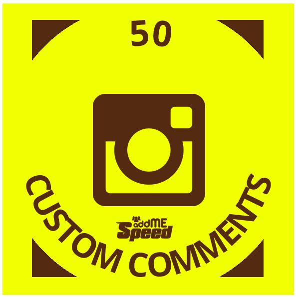 50 instagram custom comments