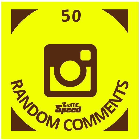 50 instagram random comments