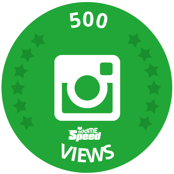 500 Views
